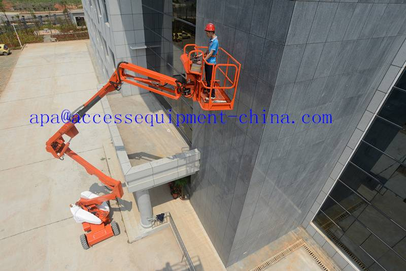 18m Articulated Boom Lift with CE