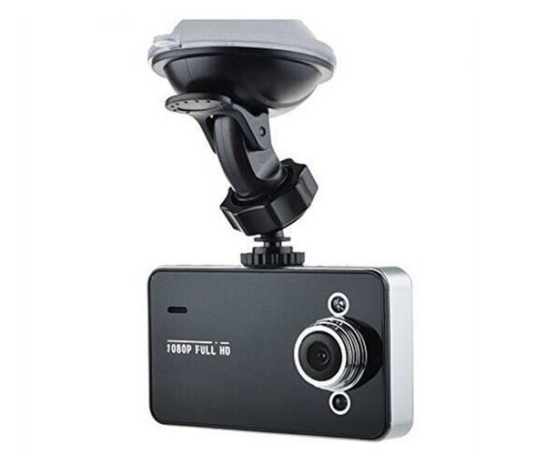 Full HD 1080P, H.264 MOV. Car DVR, car video camera, car video recorder