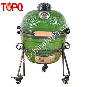 TOPQ best sell indoor ceramic mini grills