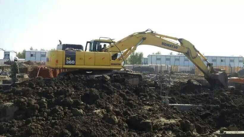 Used Excavator Komatsu PC360-7