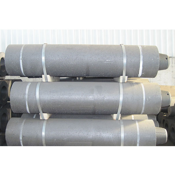 Graphite Electrode (UHP) High mechanical strength Graphite Electrode