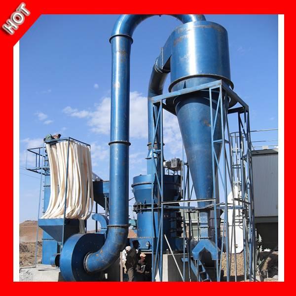 Famous Brand Powder Machine Raymond Mill