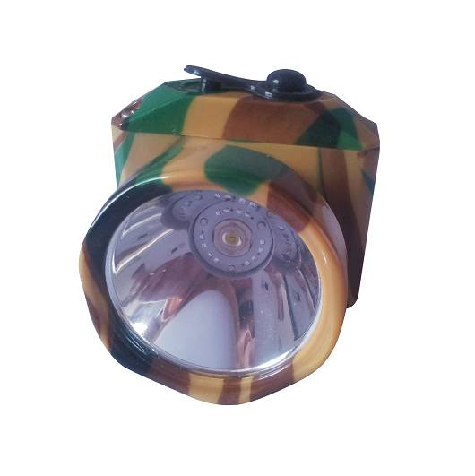 HL-205 colorful 1W led headlamp