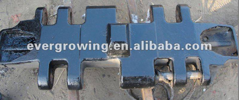 Track Pad for KOBELCO 7055 Crane