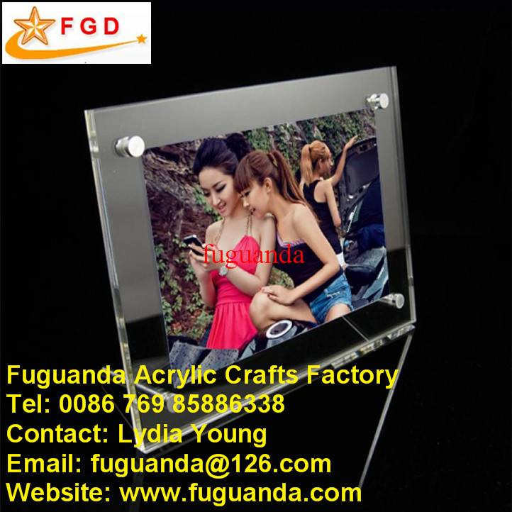 Fuguanda acrylic photo frame