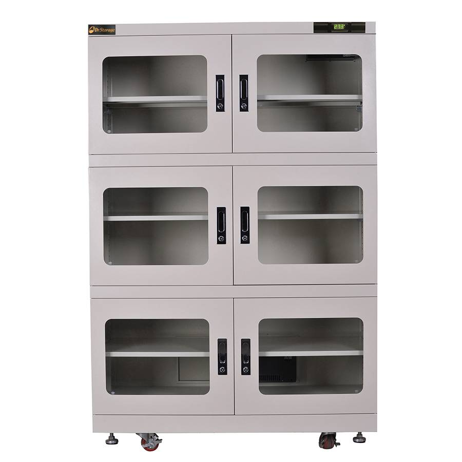 Desiccant dry cabinet