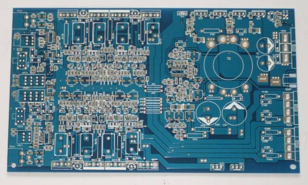 Follow Dreams Double-sided PCB