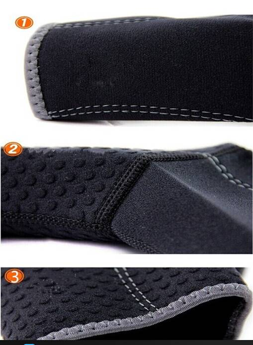 Hot Sale Adjustable Comfortable Padded Ankle Weights