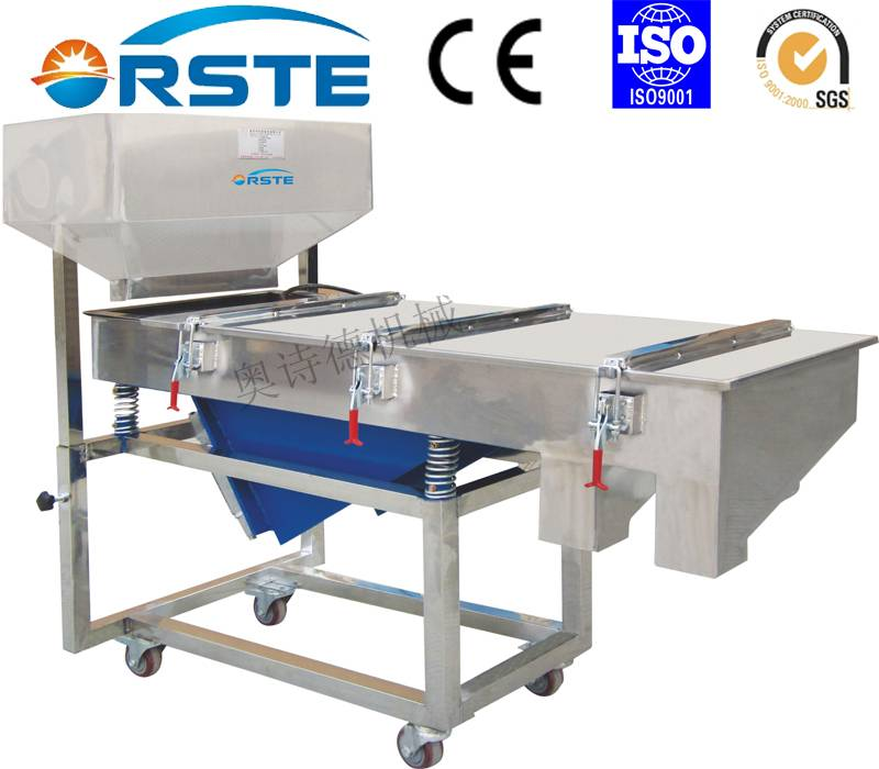 Plastic Screening Machine Vibrating Screen