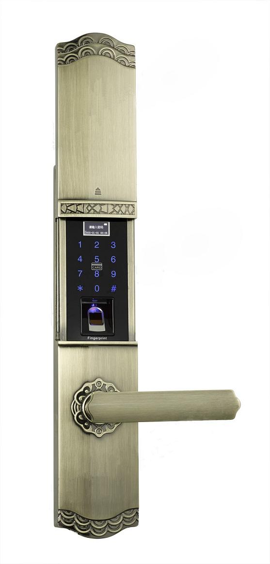 Security Office electronic Password Fingerprint Smart Lock