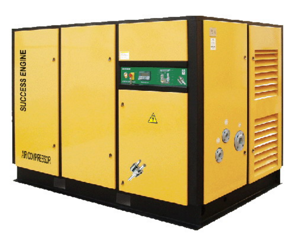 355kW 480HP Water Cooled Rotary Screw Air Compressor