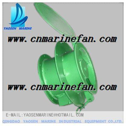 CXZ Ship wall mounted axial fan