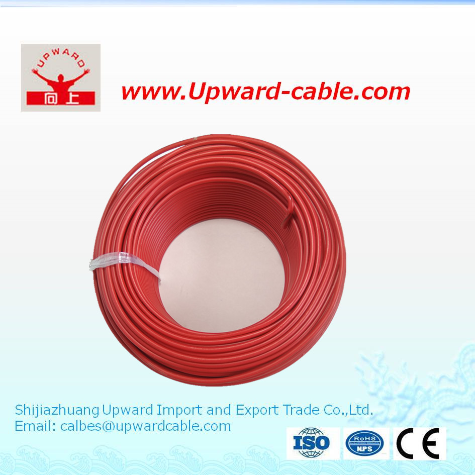 Copper Conductor 450V Electrical Wire