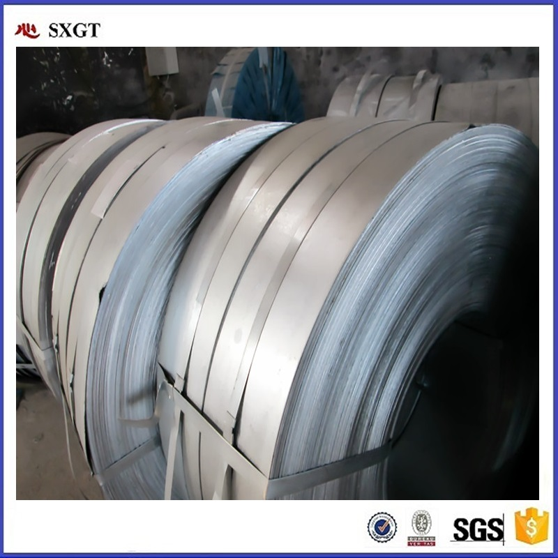 top quality DIN building Q345 galvanized steel strip for sale