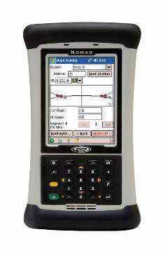 Spectra Precision Introduces Rugged Data Collector