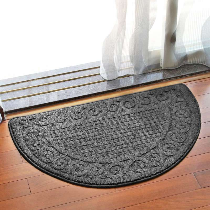 Retro Carpet European Style Living Room Bedroom Doormat Anit-slip Rugs Tea Table Mat Home Floor Mat