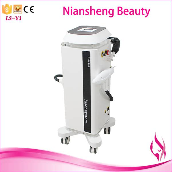 Factory price Tattoo Removal q switch dark spots removal machine