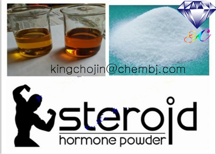 CAS 1424 - 00 - 6 Bulking Cycle Steroids Mesterolone Raw material For Mucsle Growth