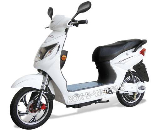 2016 New 500W Motor Electric Scooter with Pedal