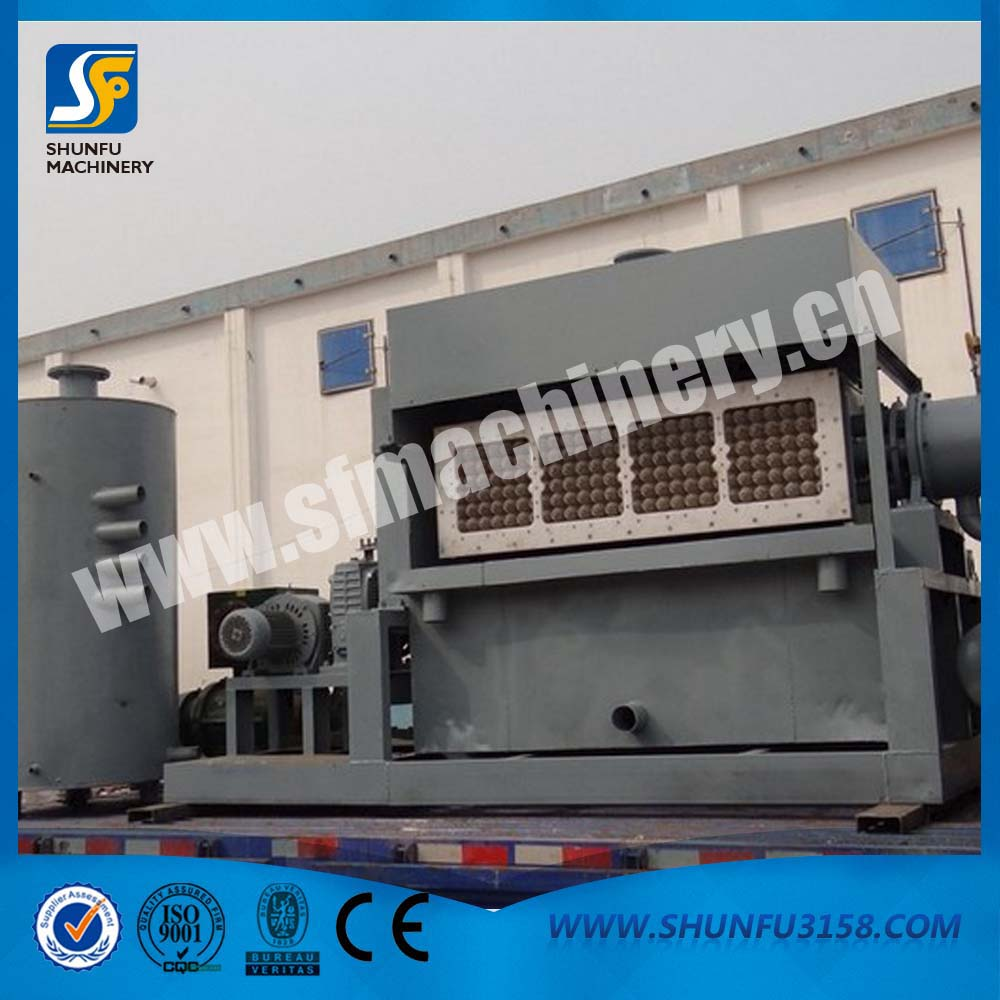 New stype paper egg tray mould forming machine for chicken farm