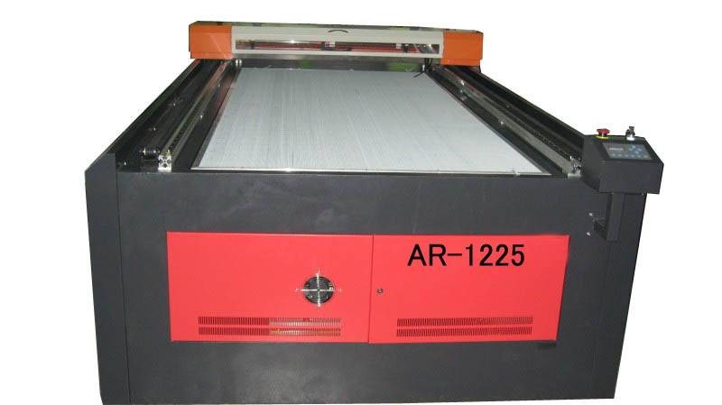 Jeans/Leather  Laser Cutter machine with large working area