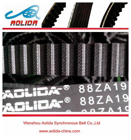 88ZA19 Auto Timing Belt Automobile/Automotive Synchronous Belt for Toyota Daihatsu Subaru Suzuki Mar