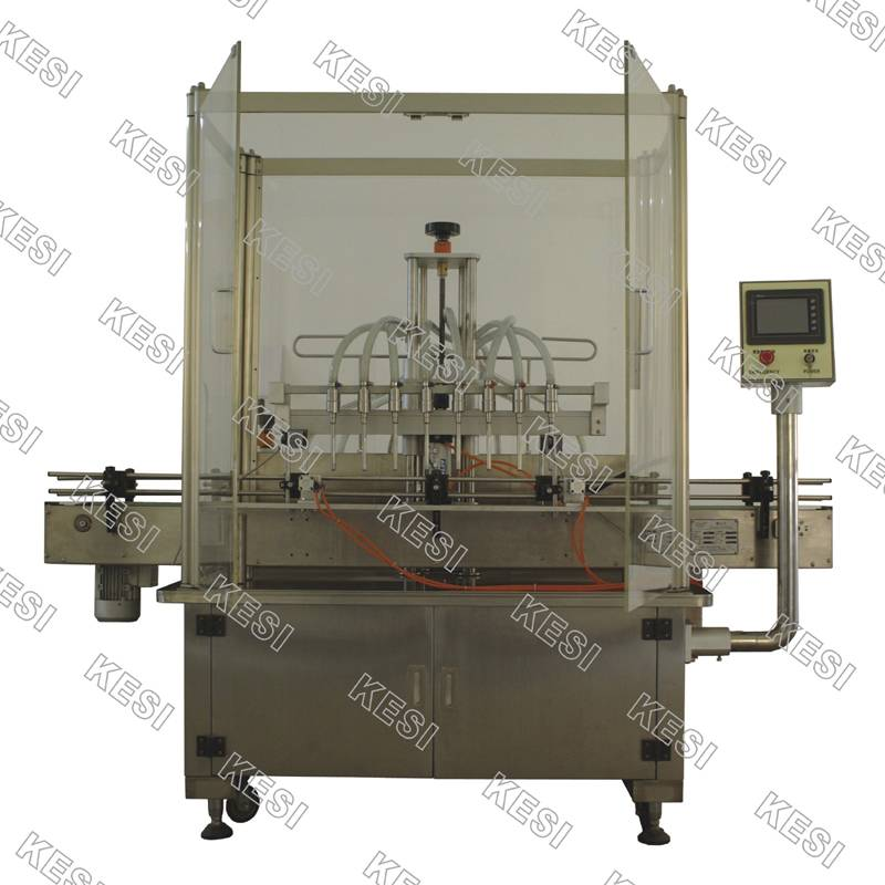 Linear Piston Filling Machine