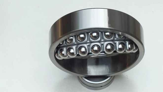 Double Row 18mm1208 Self Aligning Roller Bearing