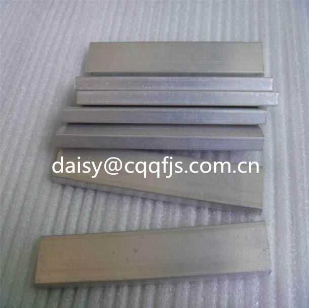 7075 T6 Aluminum Flat Bar for CNC Machining