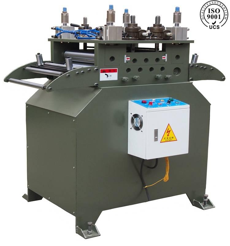 thick plate straightening machine