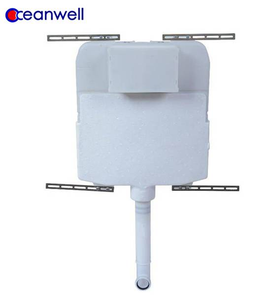 Dual Flush Concealed Toilet Cistern