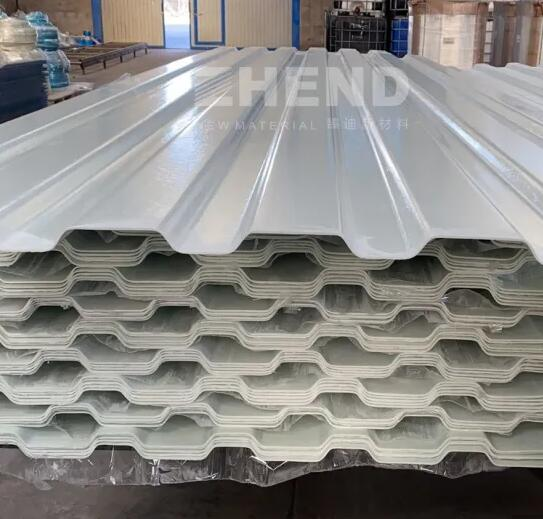 FRP sheet for cooling tower