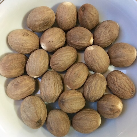 Nutmeg ABCD