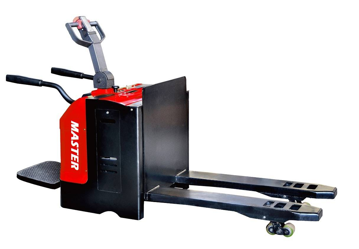 Master Forklift - 1.0-2.5 ton Electric Pallet Truck