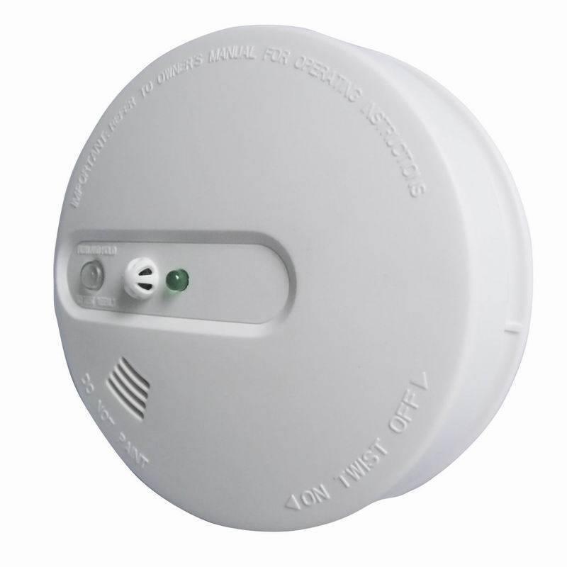 Smoke and Heat Alarm