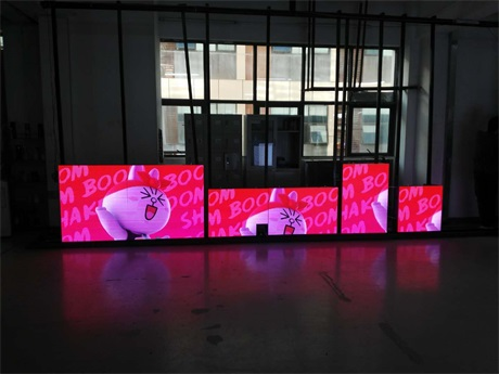 P8 Outdoor Full Color SMD LED Advertising Display LED Video Wall