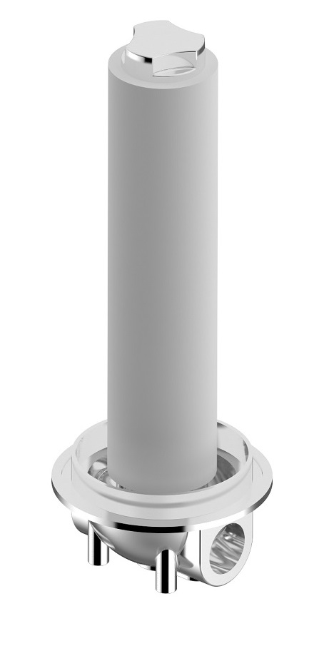 Stainless Single Cartridge Filter Housing