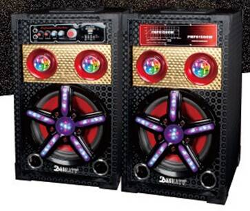 2.0 Multimedia Computer Speaker /Home Theatre/Wood Speaker/Audio Player