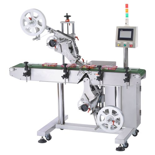 Automatic Top and Bottom Labeling Machine - LTB300
