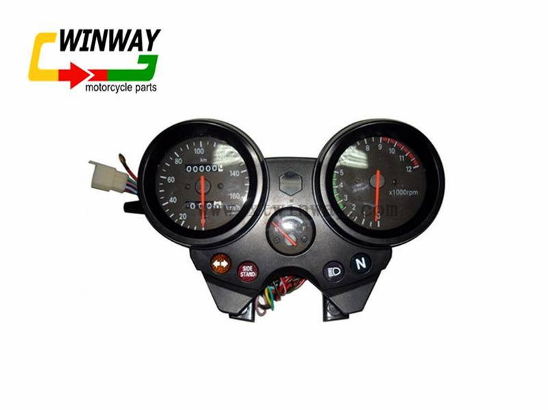 Motorcycle Instrument, 12V, Bajaj150 Motorcycle Speedometer,