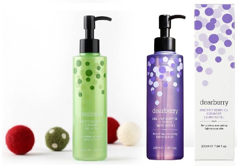DearBerry One Step Berry Oil Cleanser