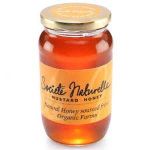 Mustard Honey Organic honey