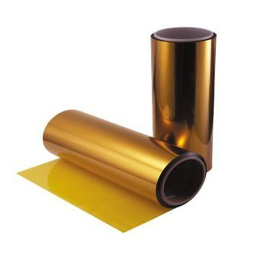 0.025mm yellow polyimide film for Electrical insulation materials