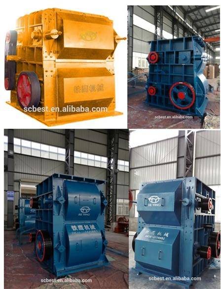 Four Toothed Roll Crusher coal stone crushing machine manufacturer with 50years' profession