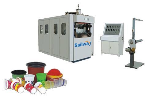 SW660-B Multifunctional Thermoforming Machine
