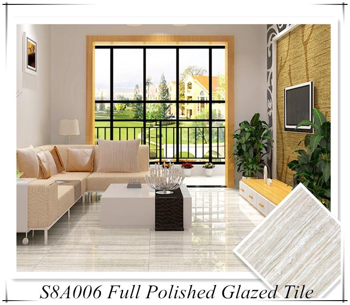 Grey Wood Grain Spanish Non Slip Baldosa Piso Porcelanato Ceramic Floor Tile 600x600 800x800
