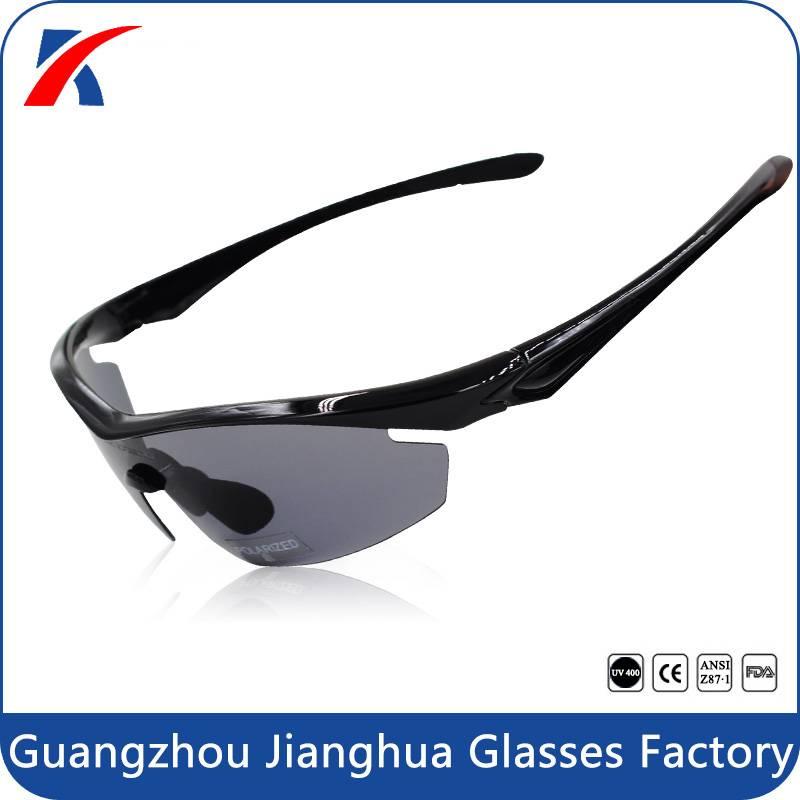 2015 riding running sport sunglasses polarized sport eyewear