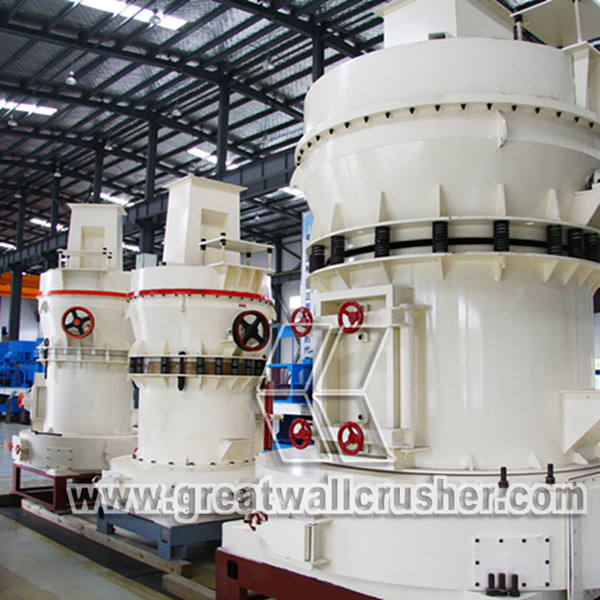 PGM75 High pressure suspension mill price in 2 T/H grinding plant