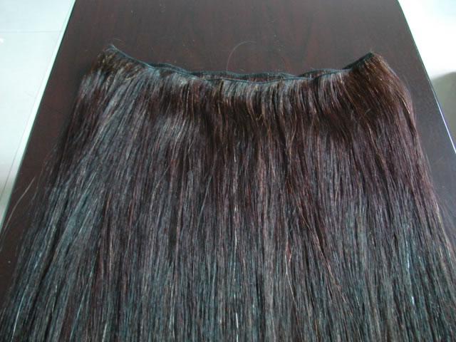 Mane Hair Weft And Strip