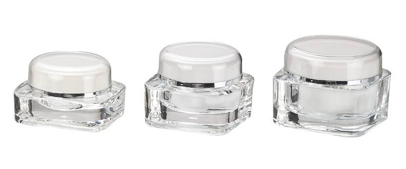cream jar cosmetic packaging